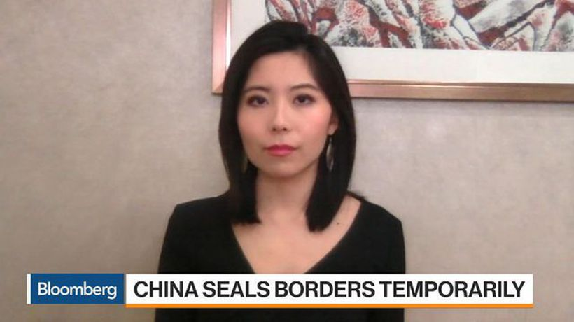 China Temporarily Blocks Almost All Foreigners