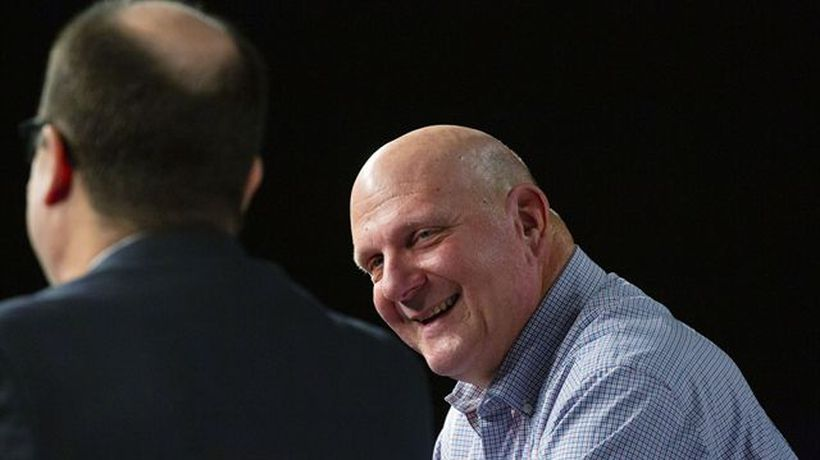 Steve Ballmer Talks Coronavirus, Data, Markets and More