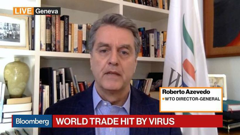 Trade Impact Is Worse Than 2008 Crisis, Says WTO Director General