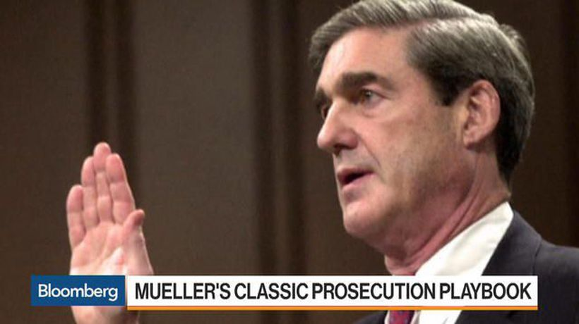 Bloomberg Markets - Mueller's Classic Prosecution Playbook for Russia Probe