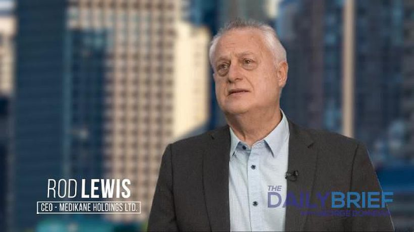 #TheDailyBrief @ Boardroom.Media - with Rod Lewis, CEO MediKane Holdings
