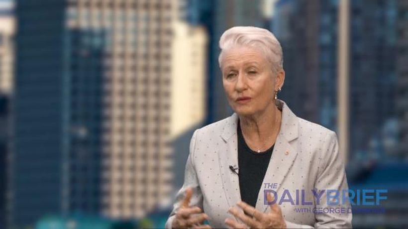 #TheDailyBrief @ Boardroom.Media - with Dr Kerryn Phelps AM, MP