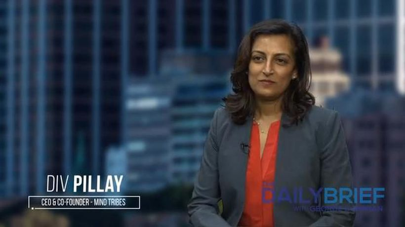 #TheDailyBrief @ Boardroom.Media - with Div Pillay, CEO & Co-Founder of MindTribes