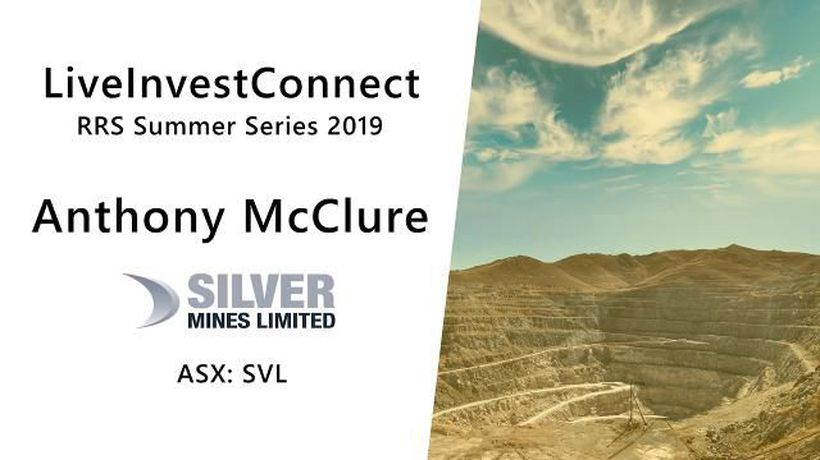 Live Investment Connect: RRS Summer Series