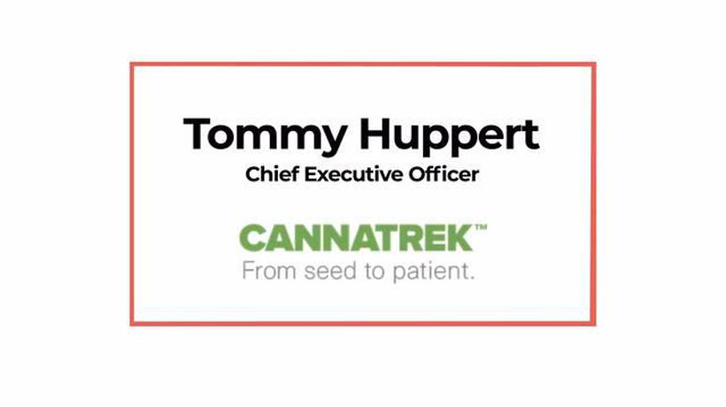 From Seed to Patient - Cannatrek Ltd Story