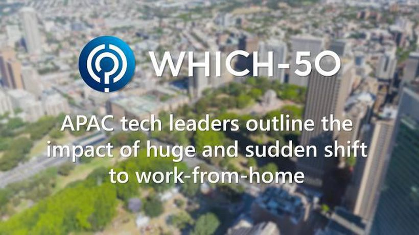 APAC tech leaders outline the impact of huge and sudden shift to work-from-home