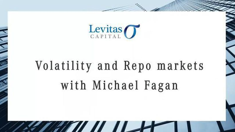 Volatility and Repo Markets with Michael Fagan