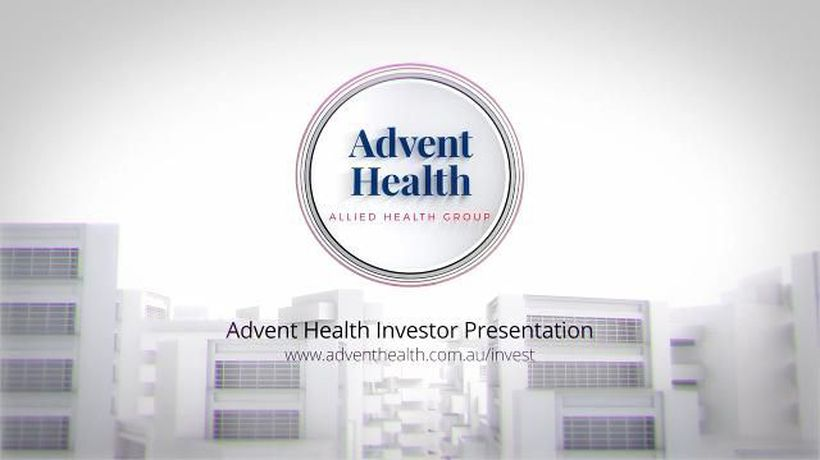 Advent Health - Investor Promotional Video
