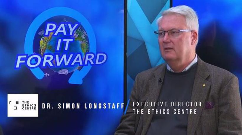 Pay It Forward: Episode 4 - Conscious Capitalism and Ethical Decision Making