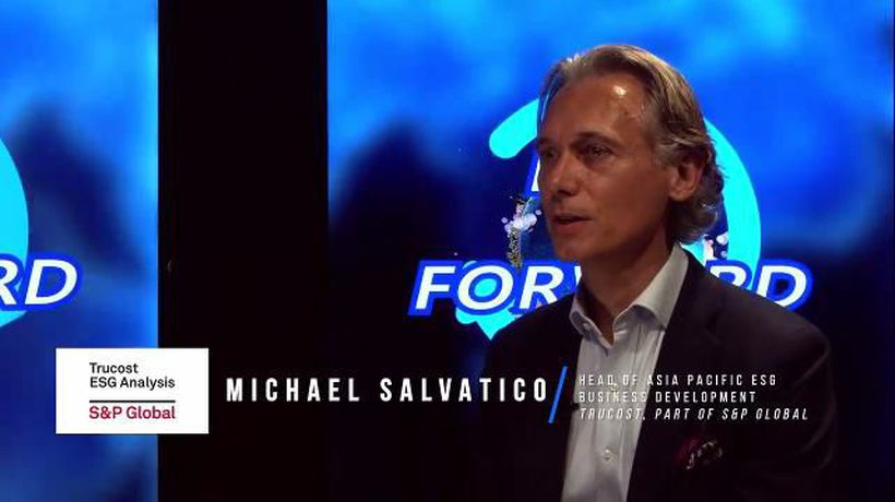 Pay It Forward: Episode 7 - The Role of an ESG Data Provider