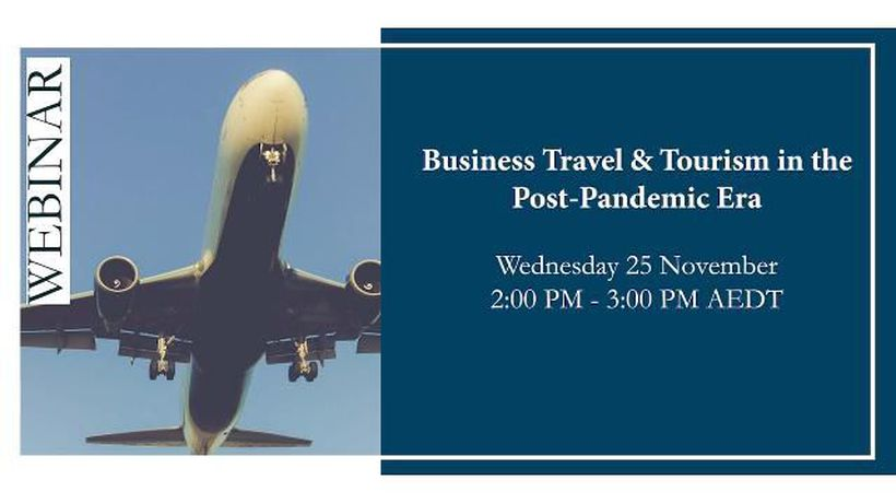 Business Travel & Tourism in the Post-Pandemic Era