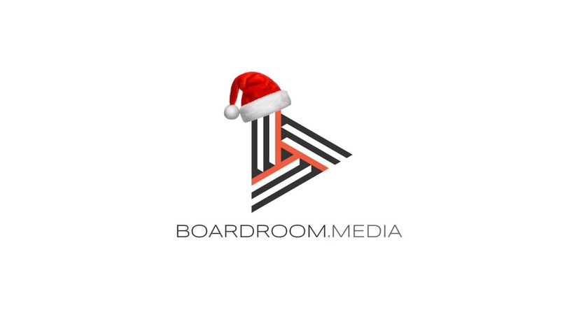 Merry Christmas from Boardroom.Media!