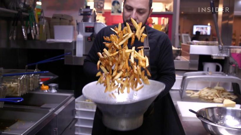 We tried the best dishes at a restaurant that only sells fries — and the winner was clear