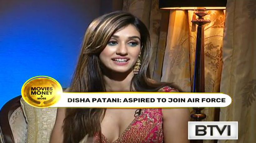 Disha Patani on her journey from beauty pegeants to acting