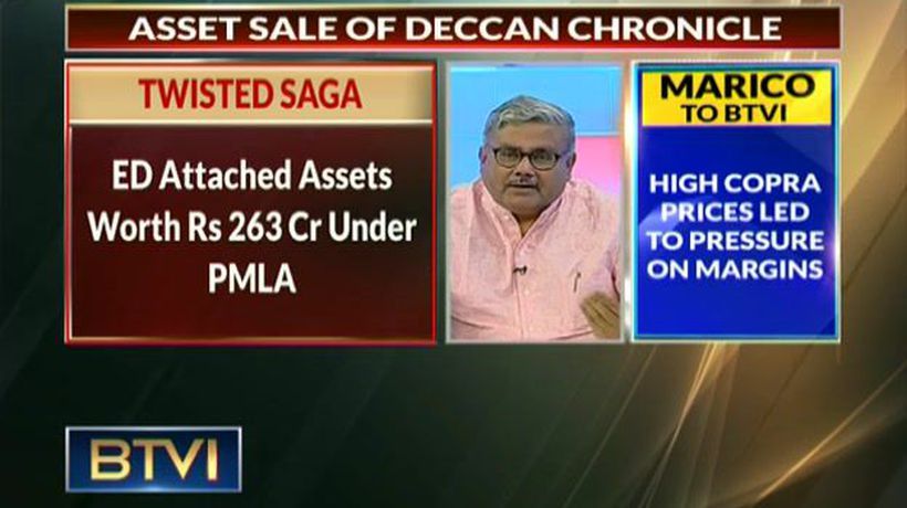 Asset sale of Deccan Chronicle