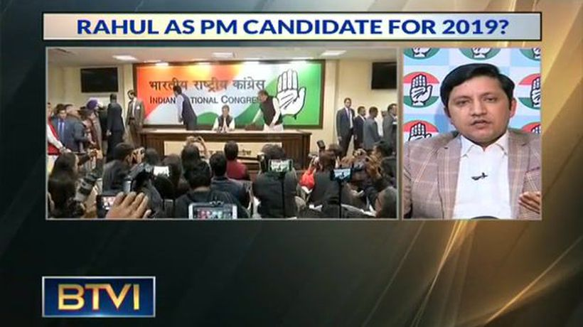 Rahul as PM candidate for 2019?