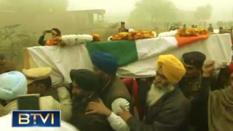 The nation comes together to mourn Jawans martyred in Pulwama Attack