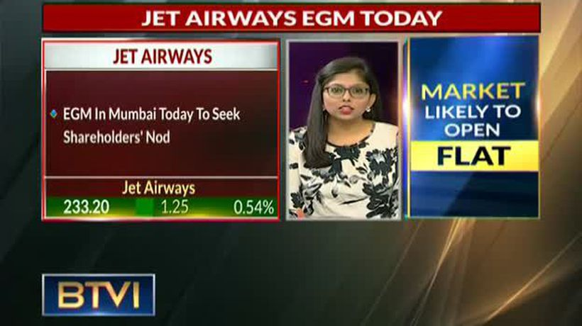 Jet Airways EGM today to seek shareholder's nod into equity
