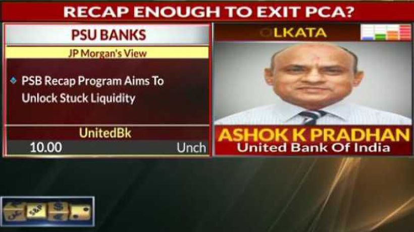United bank to get Rs 2839 Crore for recap
