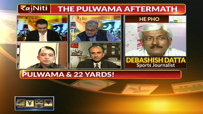 Should India Seek Isolation Of Pak From World Cup?
