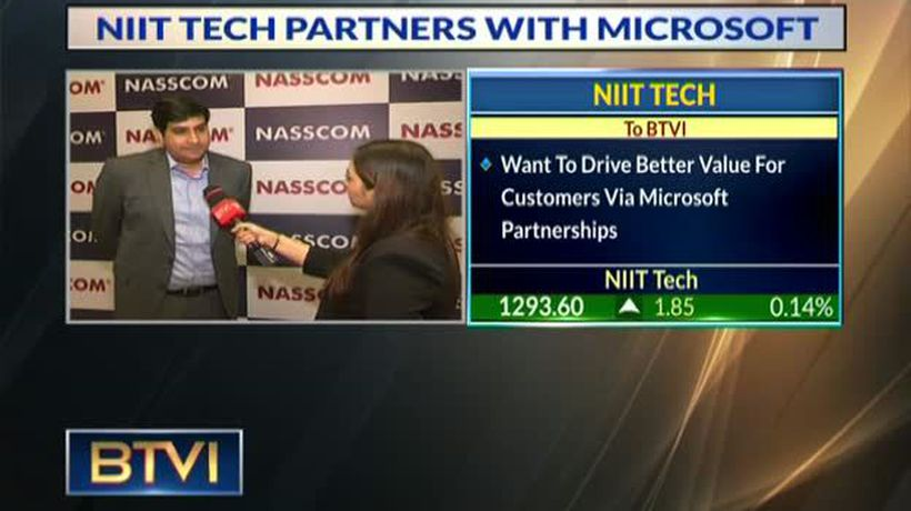 NIIT Tech partners with Microsoft