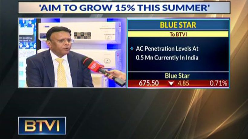 B Thiagarajan: Summer to boost Blue Star sales