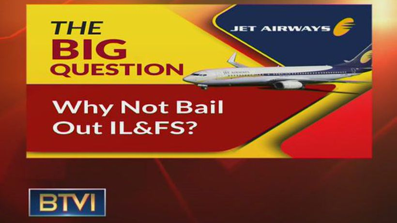 Why Bailout Jet Airways?