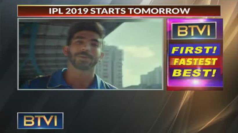 IPL 2019 To Begin Tomorrow