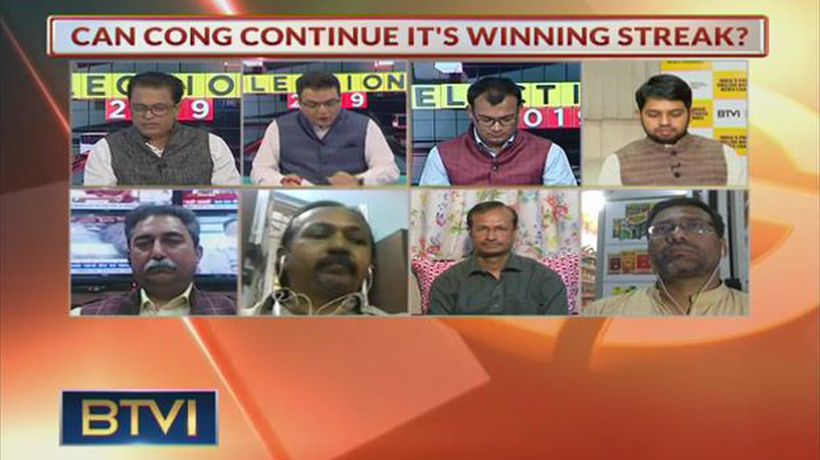 Expect BJP to win more seats than Cong: Sudiep Shrivastava