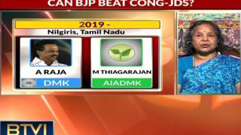 What are BJP's chances of winning South India?