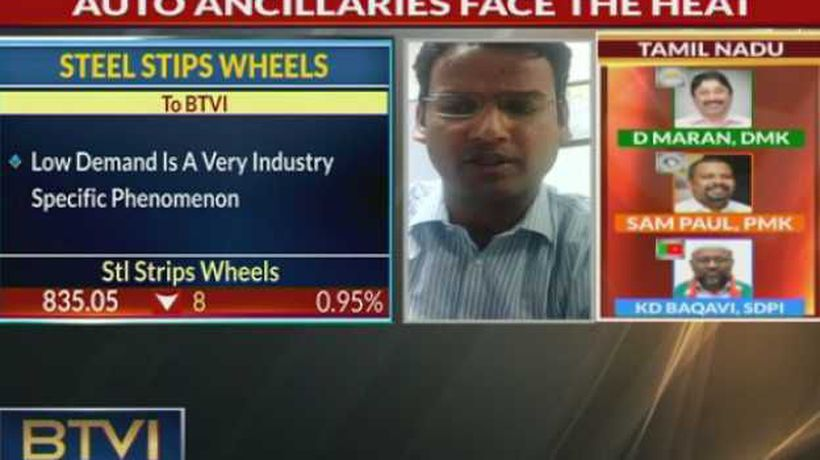 Auto ancillaries hit by demand slowdown, may cut production by 30-40%