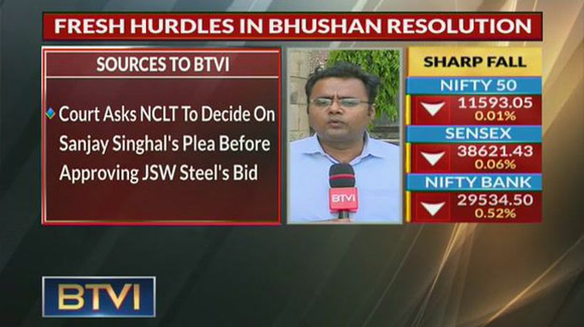 Fresh Hurdles In Bhushan Power Resolution