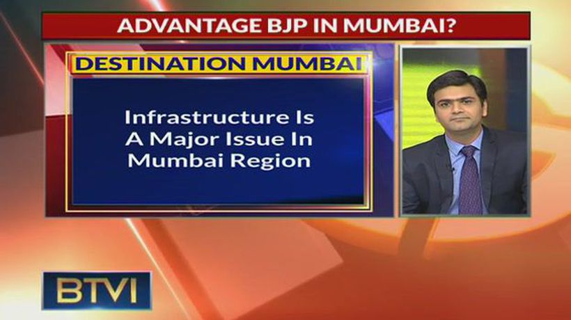 Advantage BJP in Mumbai?