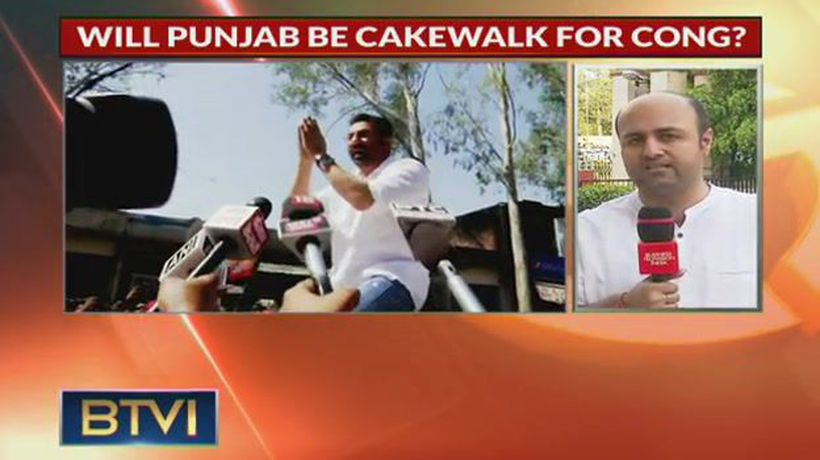 Advantage BJP in Jammu, while Congress holds edge in Punjab