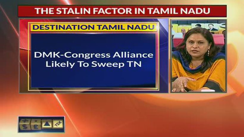 Stalin factor likely to sweep Tamil Nadu