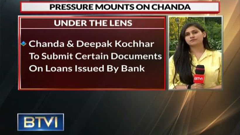 ED issues third round of summons to Chanda, Deepak Kochhar