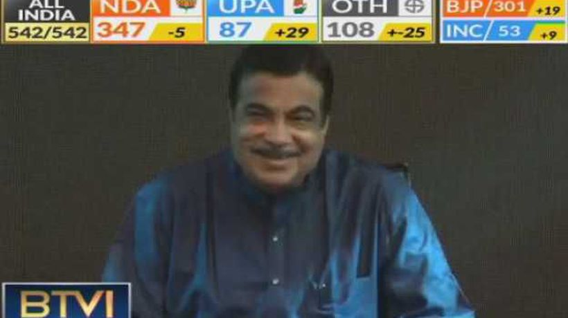 Accepting the people's mandate is everyone's responsibility in a democracy: Gadkari