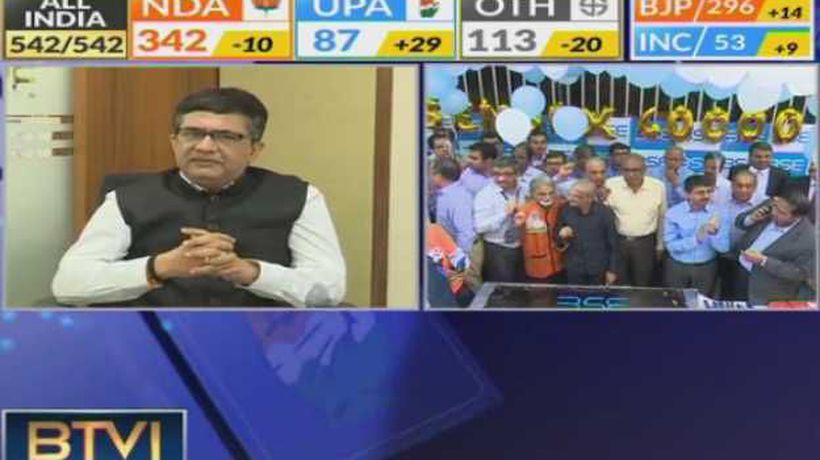 Historic moment for Indian capital markets: Ashish Chauhan, BSE on Sensex touching 40000