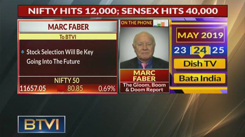 Modi's Victory A Desirable Outcome For FIIs: Marc Faber, The Gloom, Boom & Doom Report