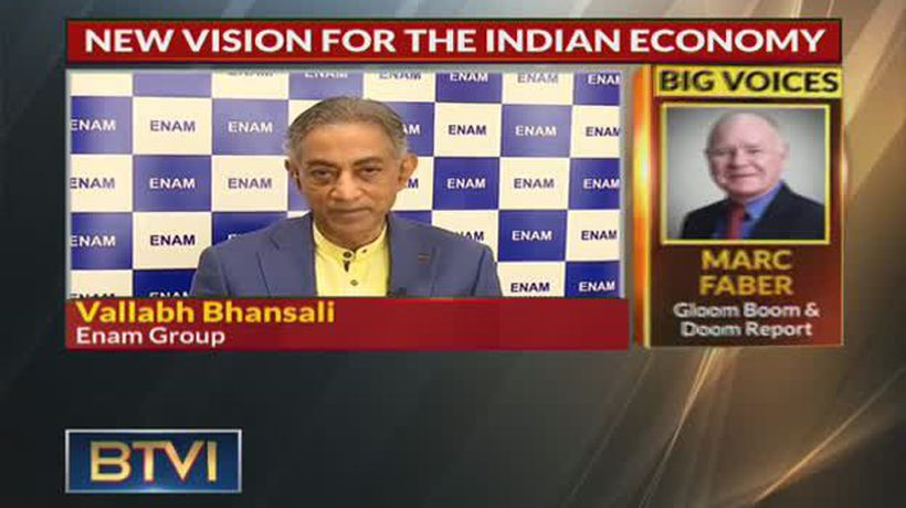 We Have To Put Our Banking Sector In A Strong Position: Vallabh Bhansali