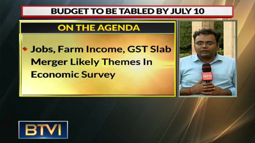 Finance Ministry begins work on Budget, to be tabled on July 10