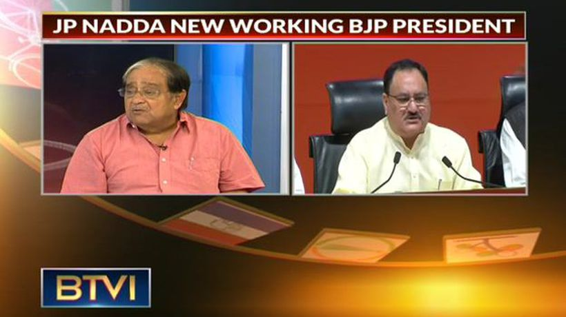 JP Nadda To Be Working BJP President, Amit Shah To Remain Party Chief
