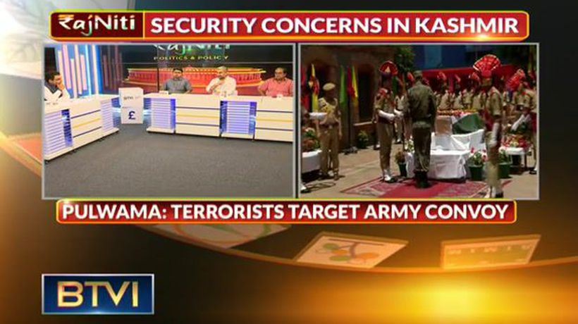 How will Modi Govt Respond to J&K's security challenges?