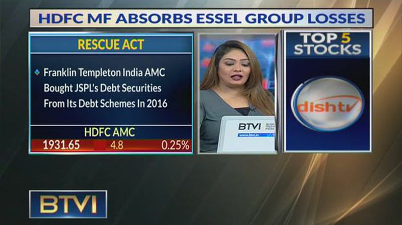 Respite For Debt Fund Investors As HDFC MF Absorbs Essel Group Losses