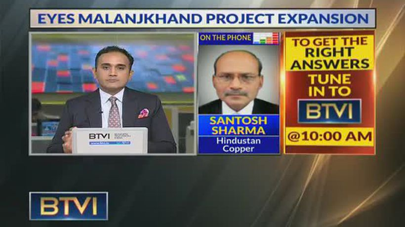 Plan To Increase Ore Production By 5 Times: Santhosh Sharma, Hindustan Copper