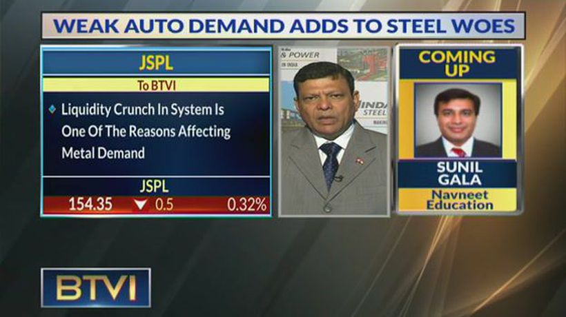 Co Doing Well Operationally Given The Demand Environment: Naushad Akhtar Ansari, JSPL