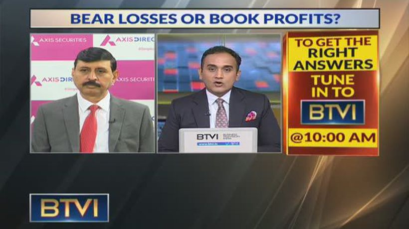 As Of Now Worry Is Monsoon Deficit & Global Trade War: Arun Thukral, Axis Securities
