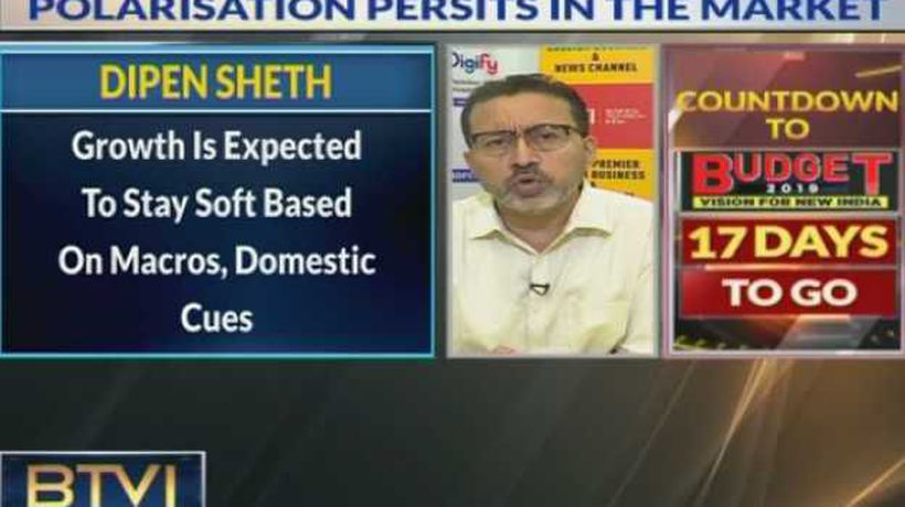 These Are 3 Stocks HDFC Securities' Dipen Sheth Bets On