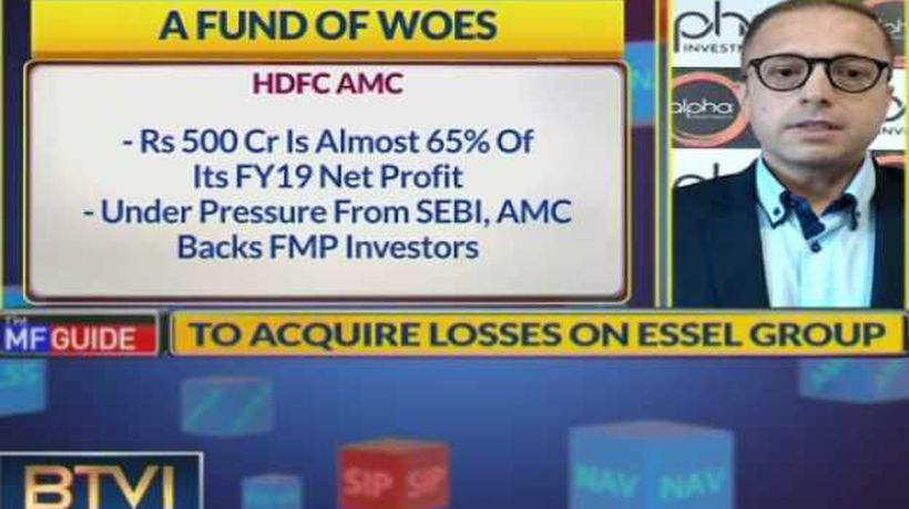 HDFC AMC To Absorb FMP Bond Losses