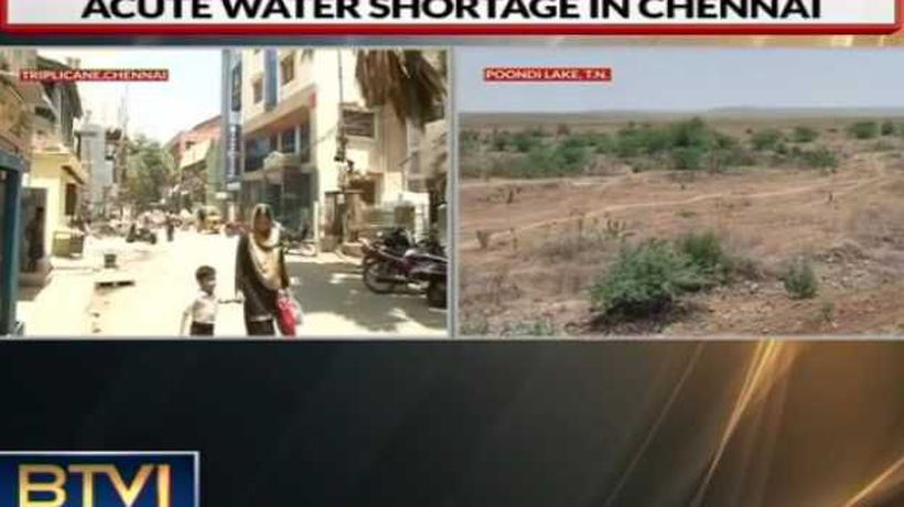 Lakhs of people suffer, businesses hit by water shortage in Tamil Nadu
